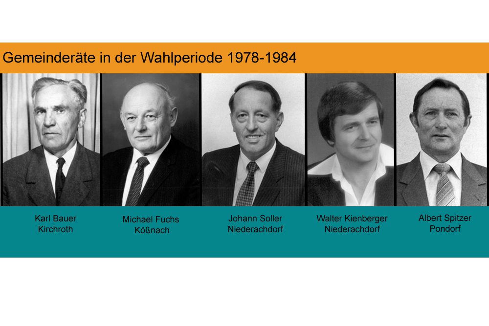 Wahlperiode 1978 bis 1984