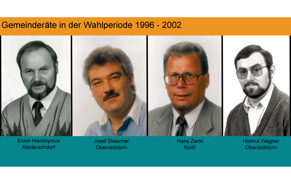 Wahlperiode 1996 bis 2002