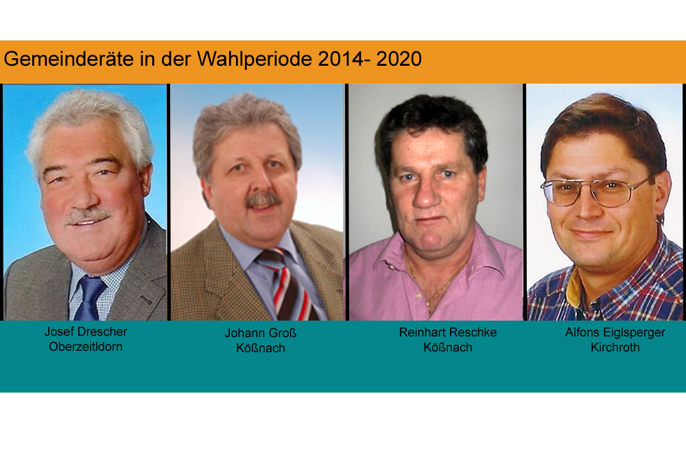 Wahlperiode 2014 bis 2020